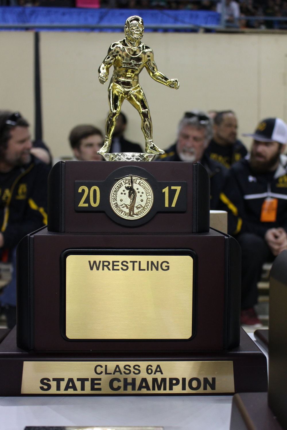Sand Springs brought home the gold for the first time since 1971.