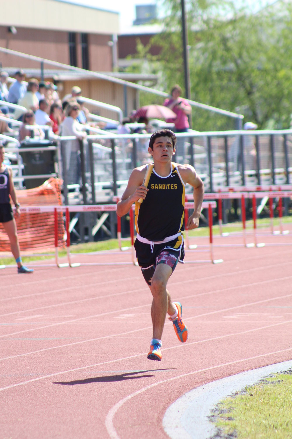 Jacob Garbey Sand Springs Track