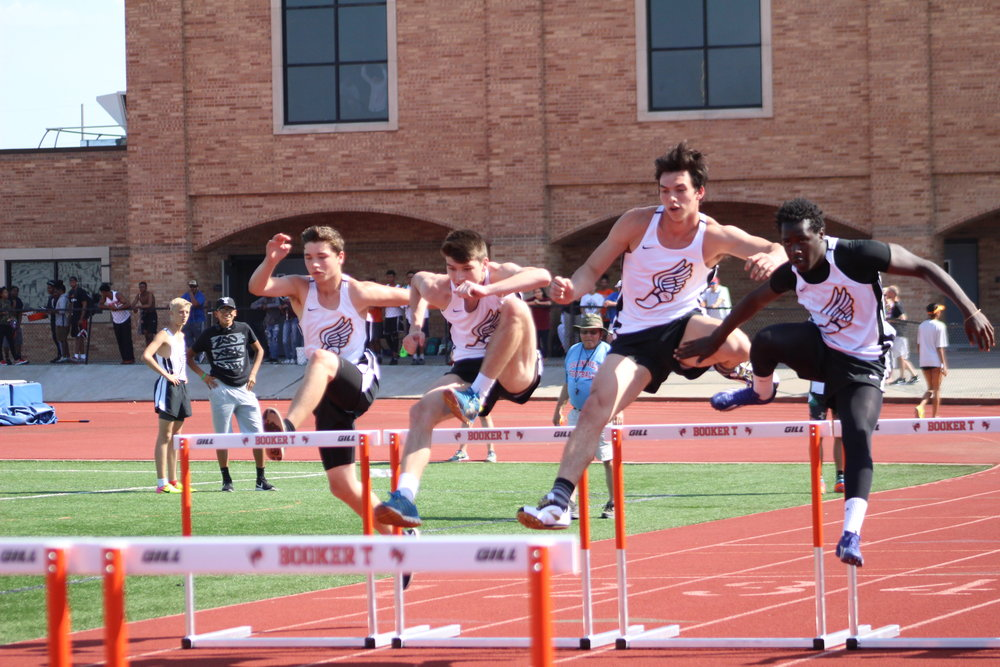 Click photo to view Booker T. Track Meet photo gallery.
