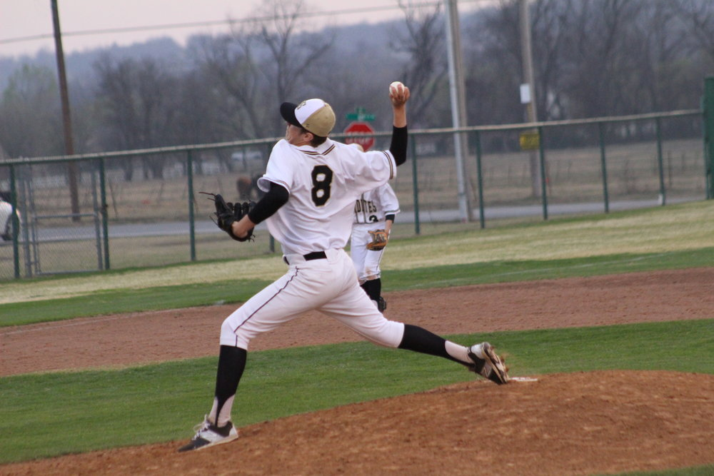 Senior pitcher Josh Cordell picked up two wins on the mound in the past week.