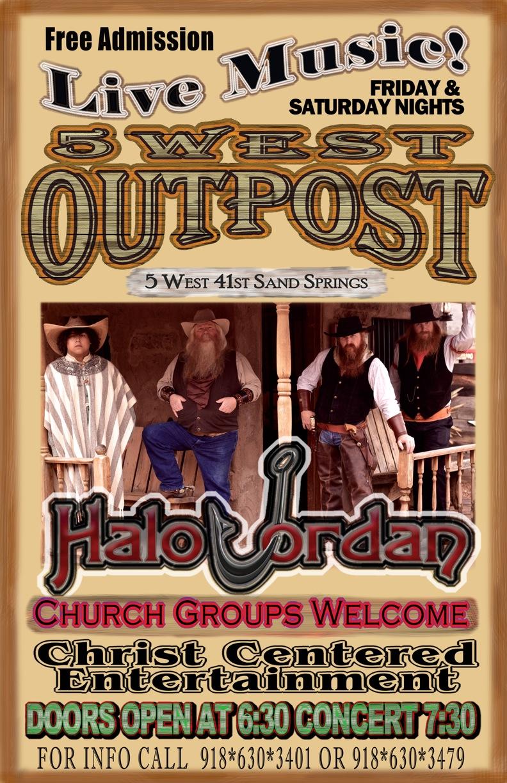 Halo Jordan Sand Springs Music