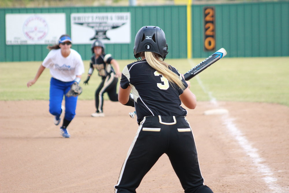 Kimi Presnell hit a home run in last week's loss to Broken Arrow, then went 3-for-3 against Stillwater with three runs.