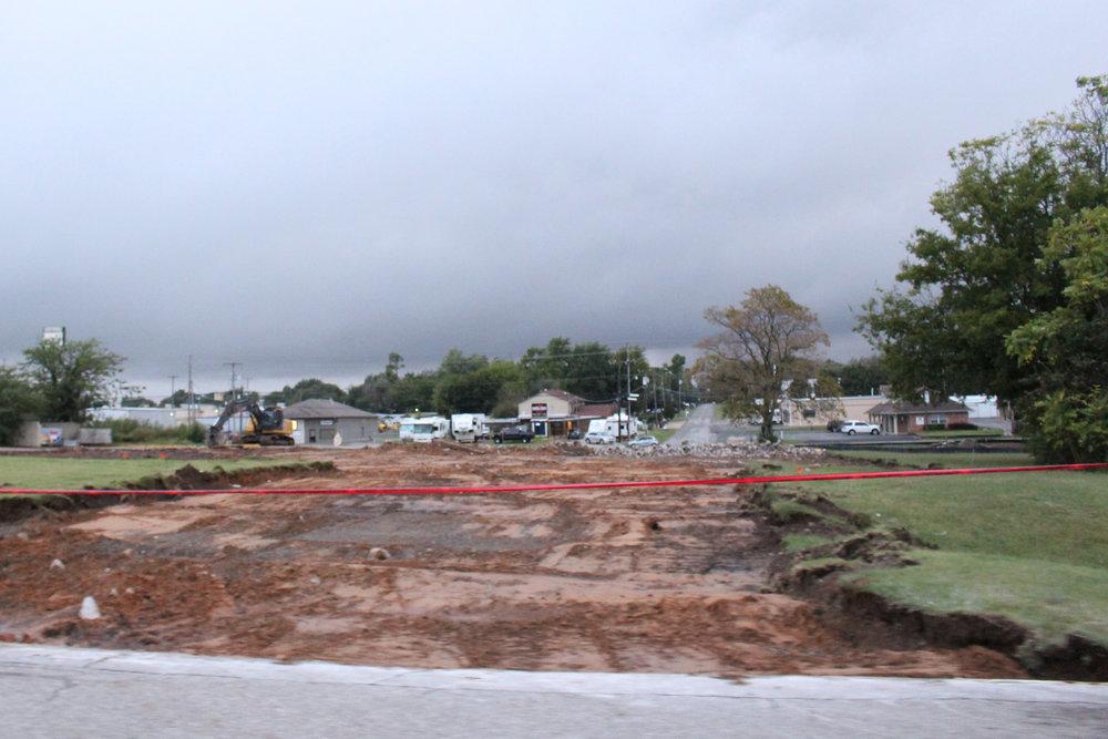 Construction on future site of Braum's 171003 (Scott Emigh).JPG