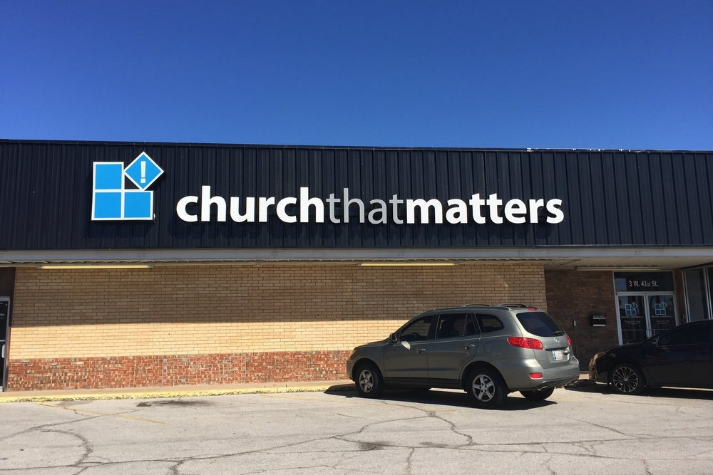 church that matters - prattville center 3 west 41st street