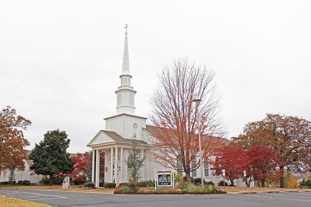 first presbyterian church 222 north adams road