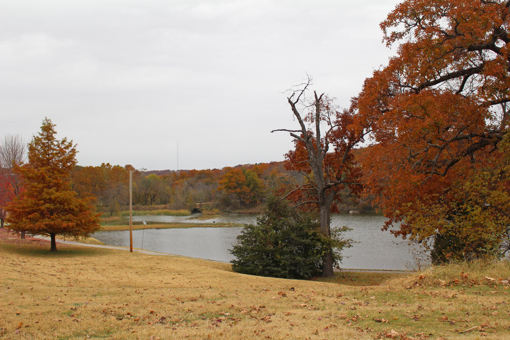 Sand Springs lake 1401 East park road.
