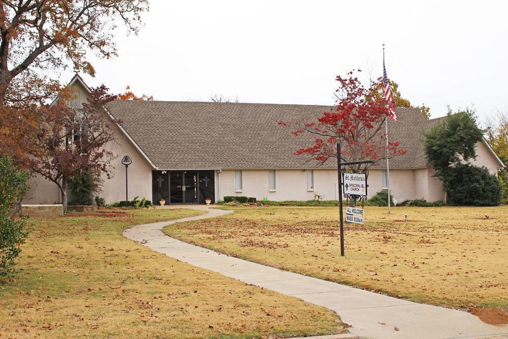 St. Matthew's Episcopal Church  601 North Lake Drive