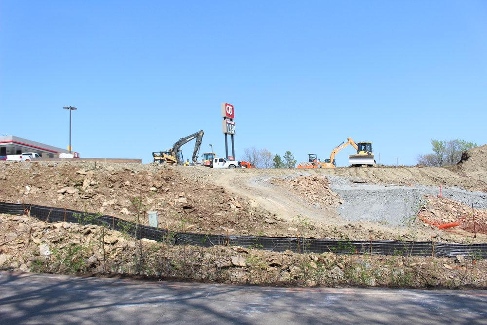 Prattville QuikTrip construction 170328 (Scott Emigh) 002.JPG