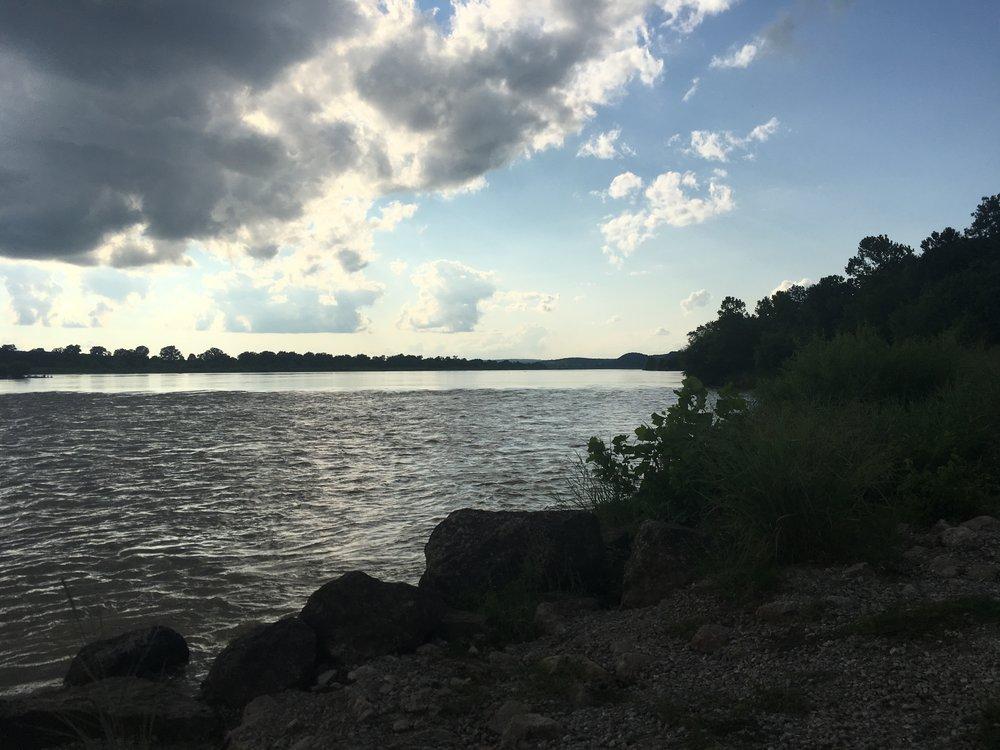 Arkansas River access inside Case Community Park 170811 (Scott Emigh).jpg
