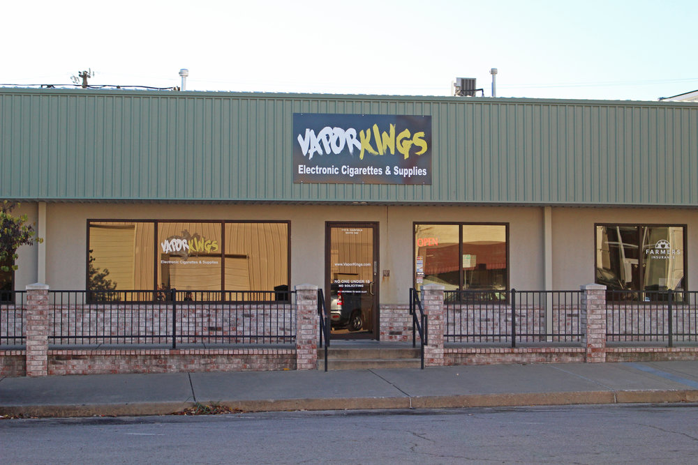 Vapor Kings Electronic Cigarettes & Supplies - downtown 110 north garfield avenue Suite 300
