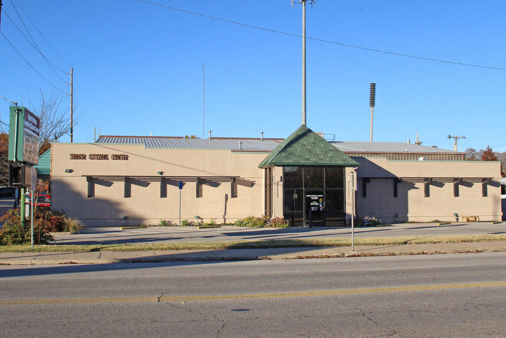 sand springs senior citizens center - downtown 205 north mckinley avenue