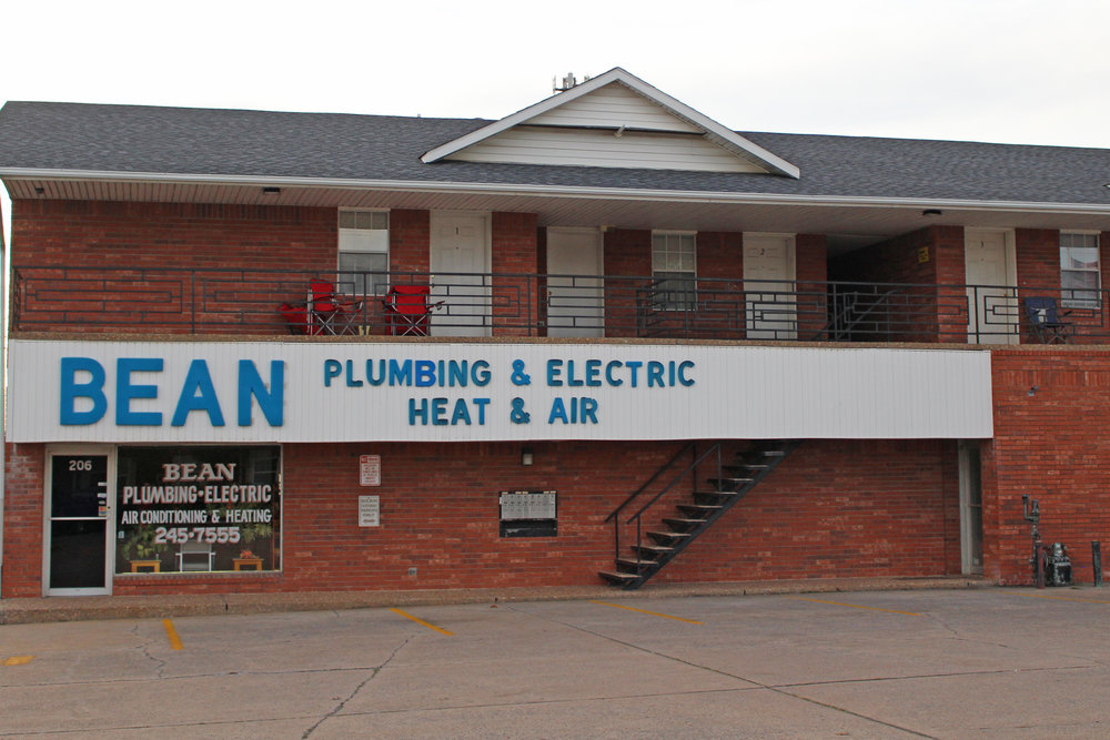 bean plumbing & Electric, Heat & Air - downtown 206 washington avenue, suite 100