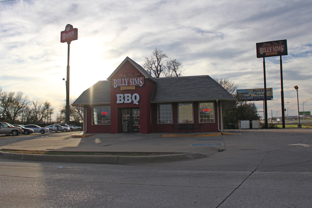 billy sims bbq 104 north adams road