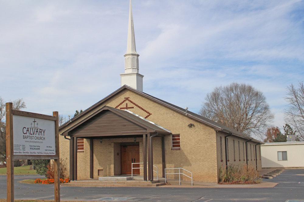 calvary baptist church 18807 west wekiwa road