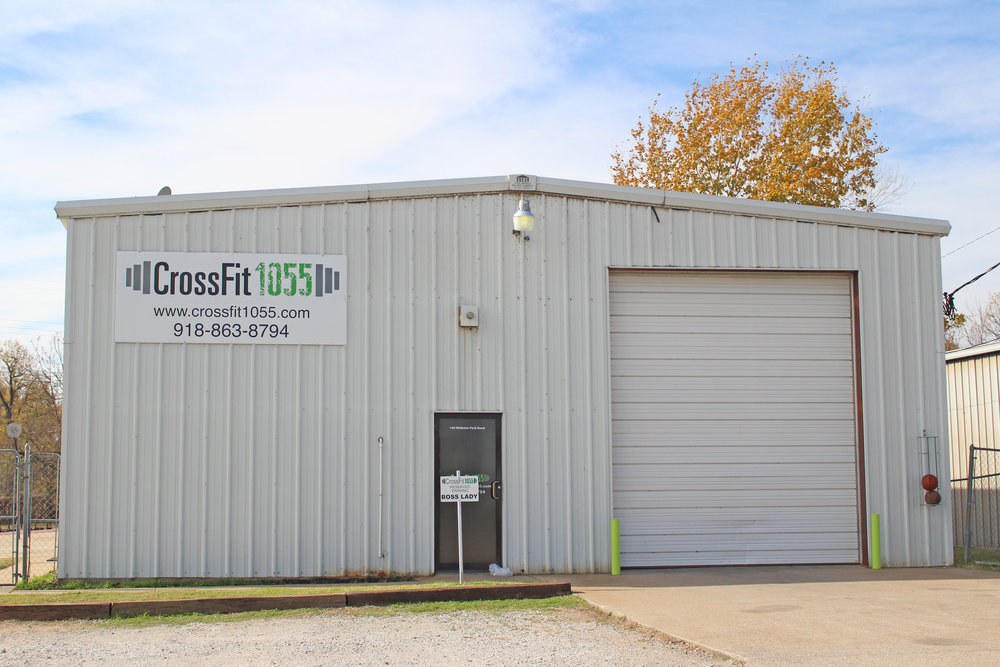 crossfit 1055 106 wellston park road