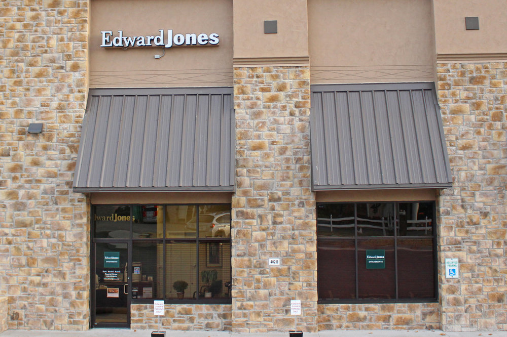 edward jones investments - the shops at adams road 402 east broadway street, suite b
