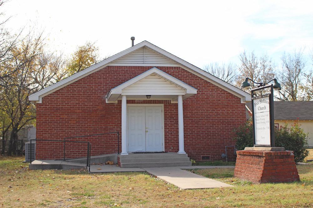 free holiness church 803 katy street