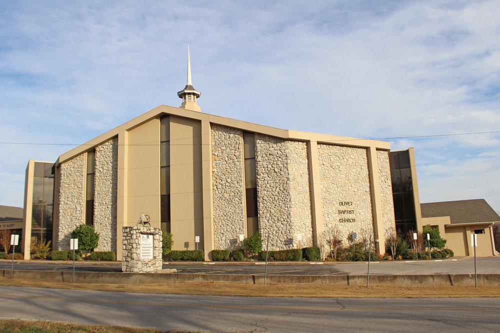 olivet baptist church - bruner hill 155 north 65th west avenue