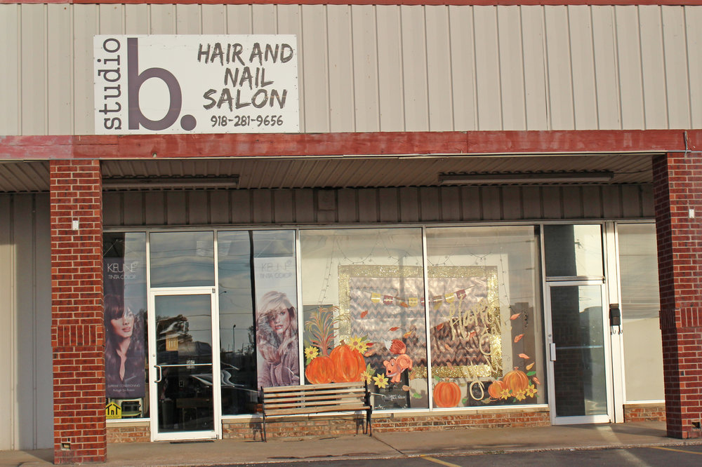 studio b hair and nail salon - atwoods plaza 640 east charles page boulevard