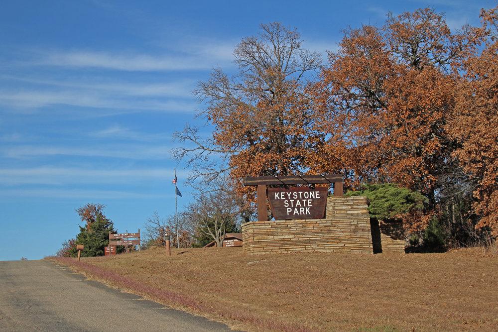 keystone state park 1926 ok-151