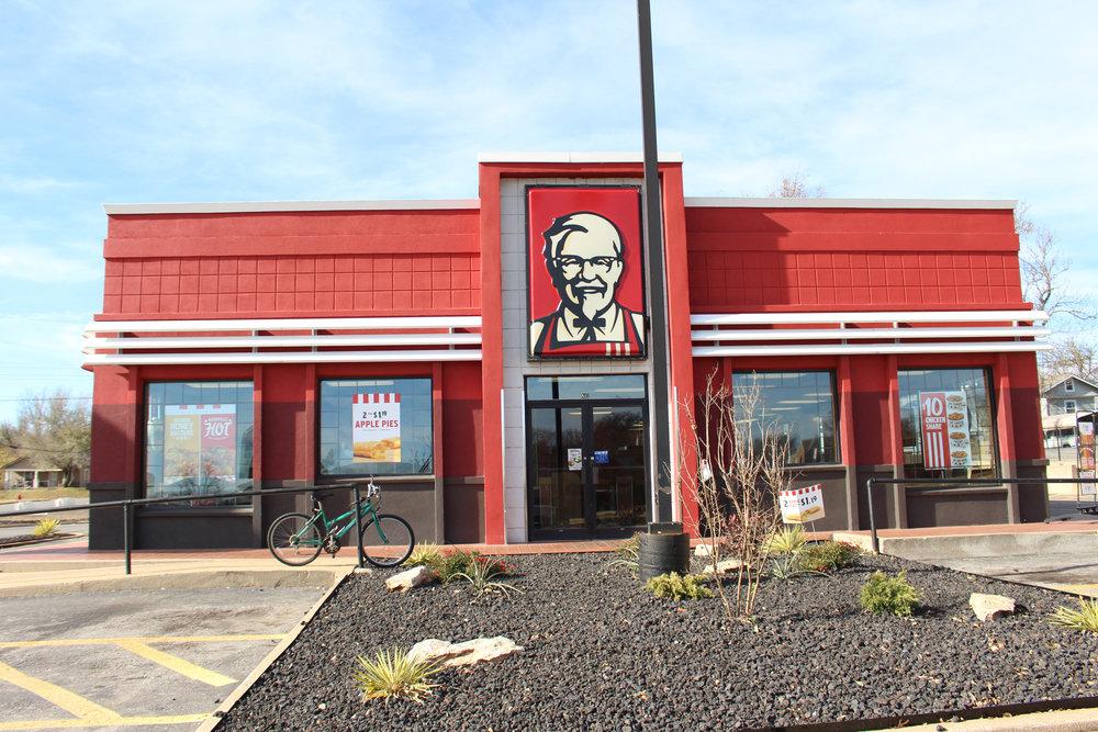 kentucky fried chicken 206 north wilson avenue
