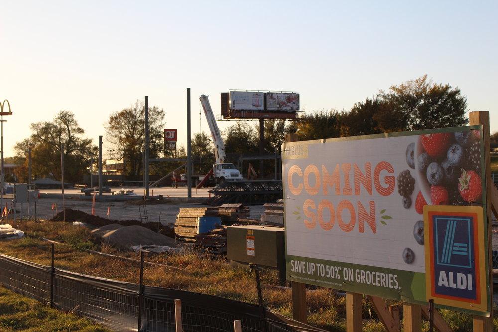 Future site of ALDI grocery store. 171102 (Scott Emigh).JPG