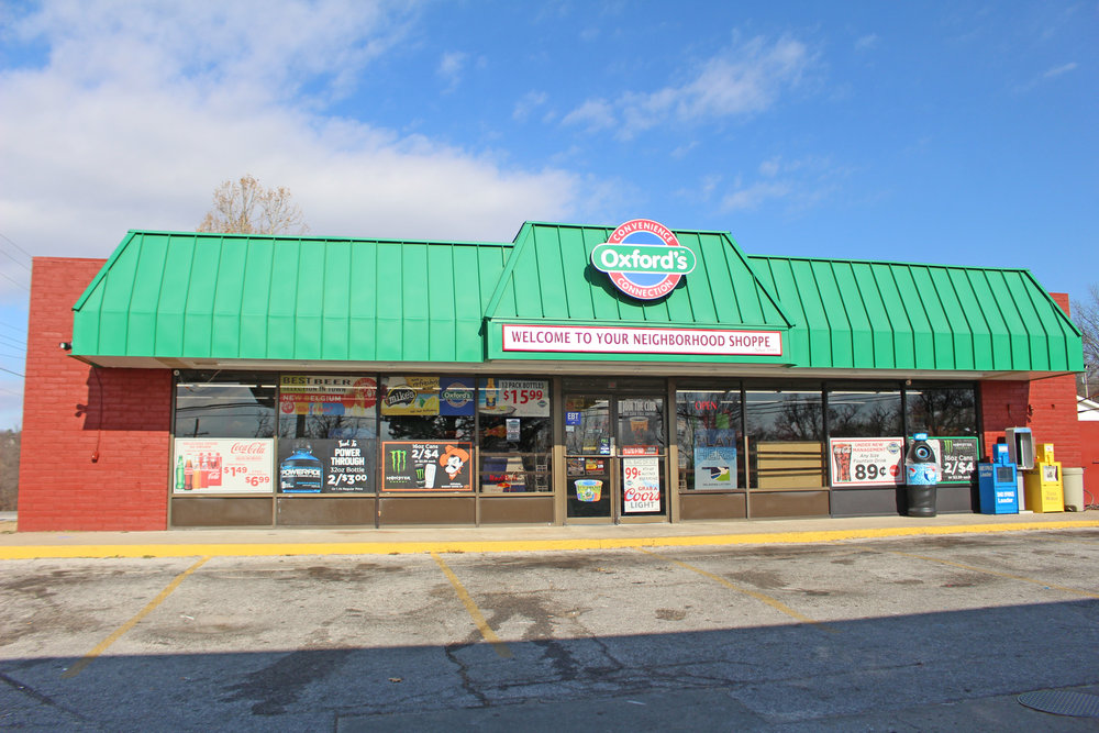 oxford's convenience connection 601 east 10th street