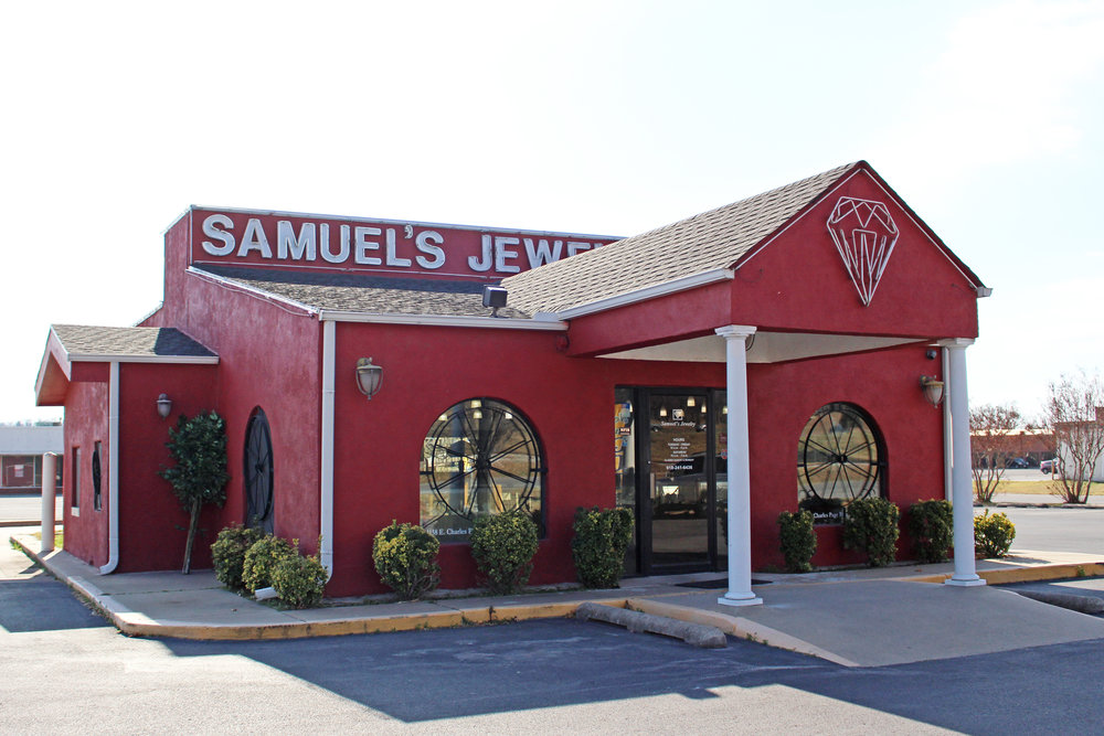 samuel's jewelry 1138 east charles page boulevard