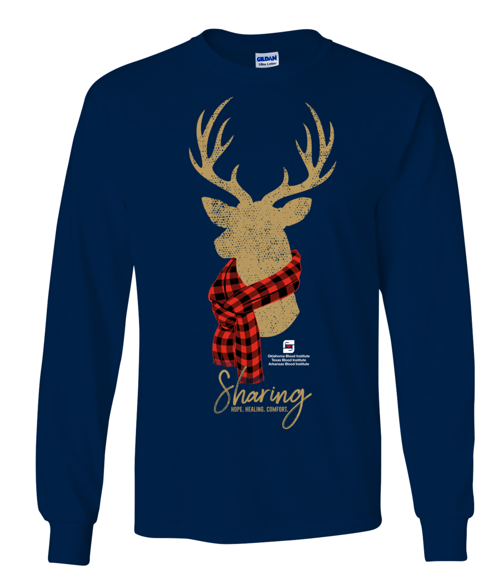 Oklahoma Blood Institute Holiday 2017 Shirt -Tribrand.png