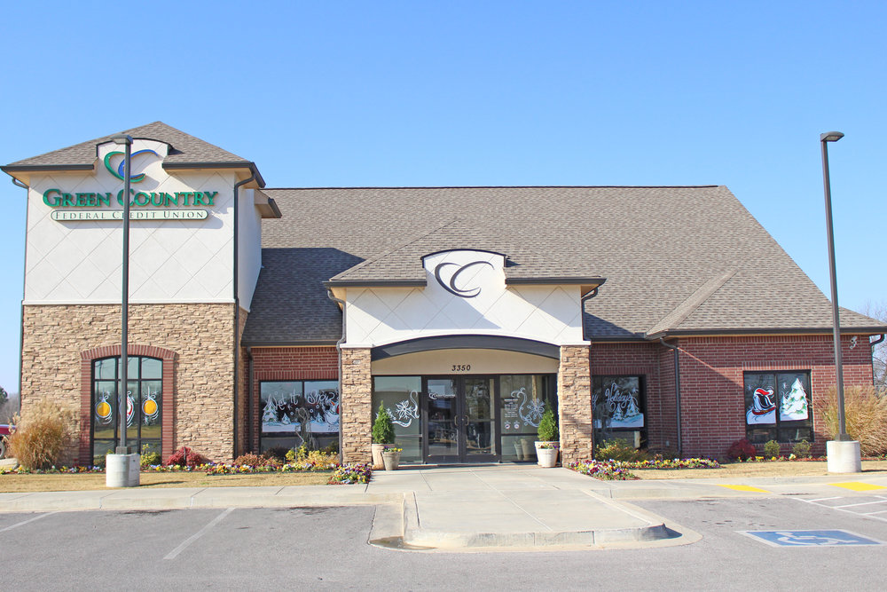 green country federal credit union - prattville 3350 south 113th west avenue