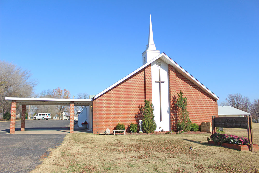 trinity baptist church - prattville 13 west 40th street
