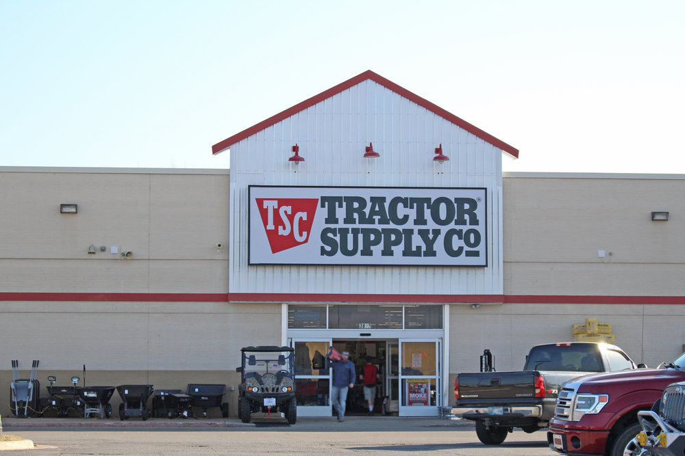 tractor supply co. - springs village  3829 south highway 97
