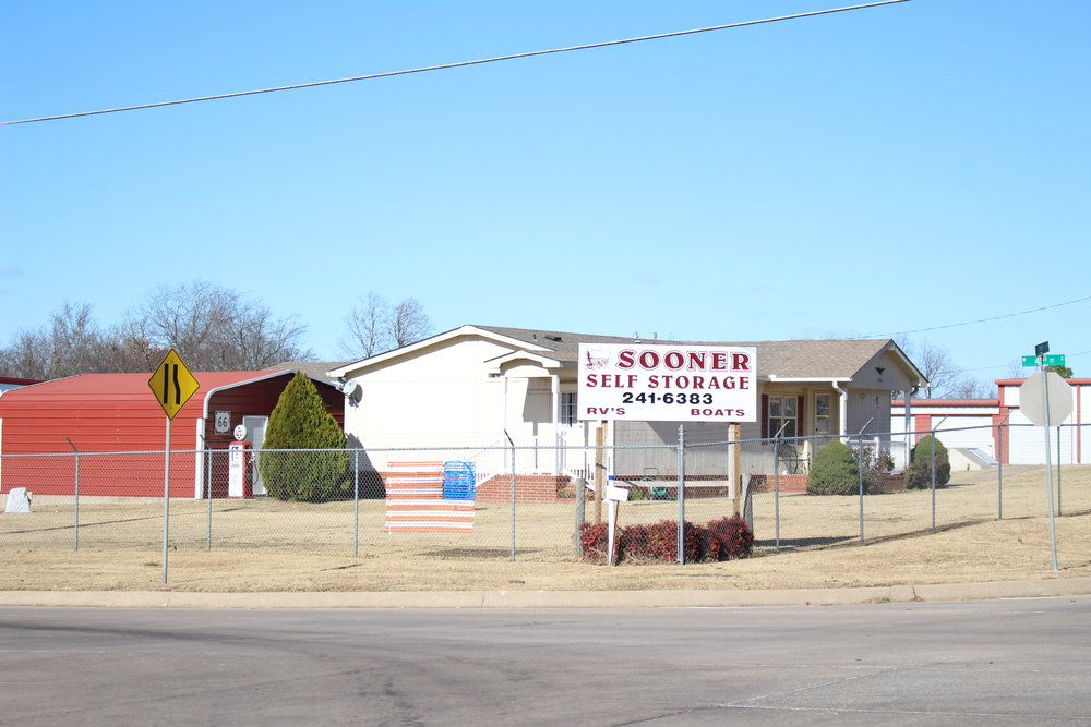 sooner self storage - prattville 4040 south 129th west avenue