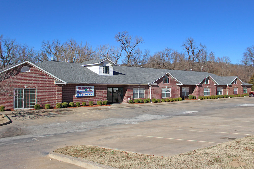 blossom child care center - sand springs east 800 north 81st west avenue
