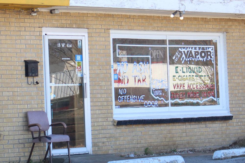 west tulsa vapor - prattville 18 west 41st street