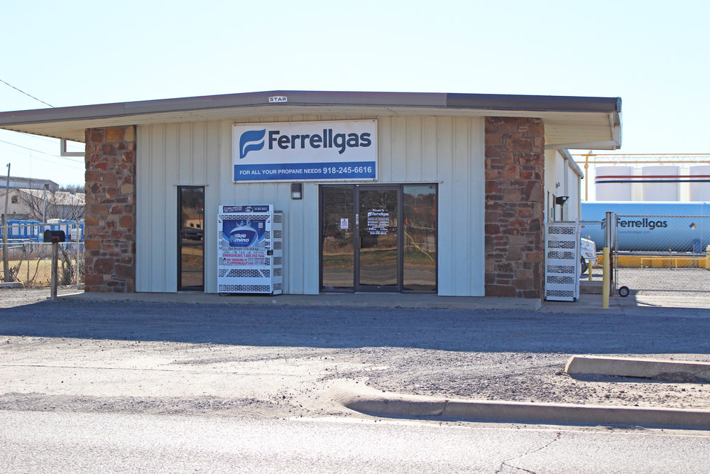 ferrellgas 310 east morrow road