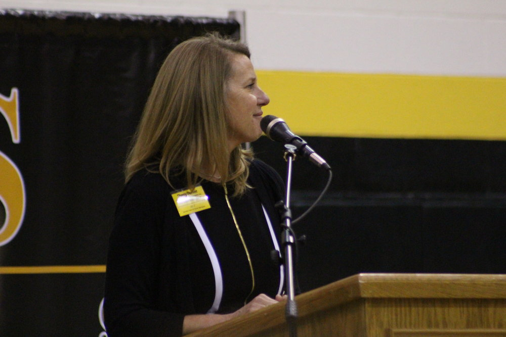Sand Springs Superintendent Sherry Durkee. (Stock photo).