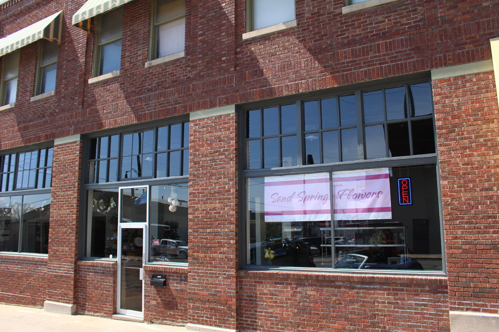 Sand springs progress report whats new and whats changing sand springs flowers has relocated to 26 east broadway in the old trolley station building next to napolis the century old business was recently purchased mightylinksfo