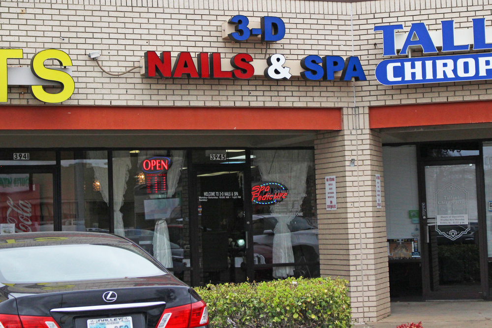 3D Nails & Spa - springs village 3945 South highway 97