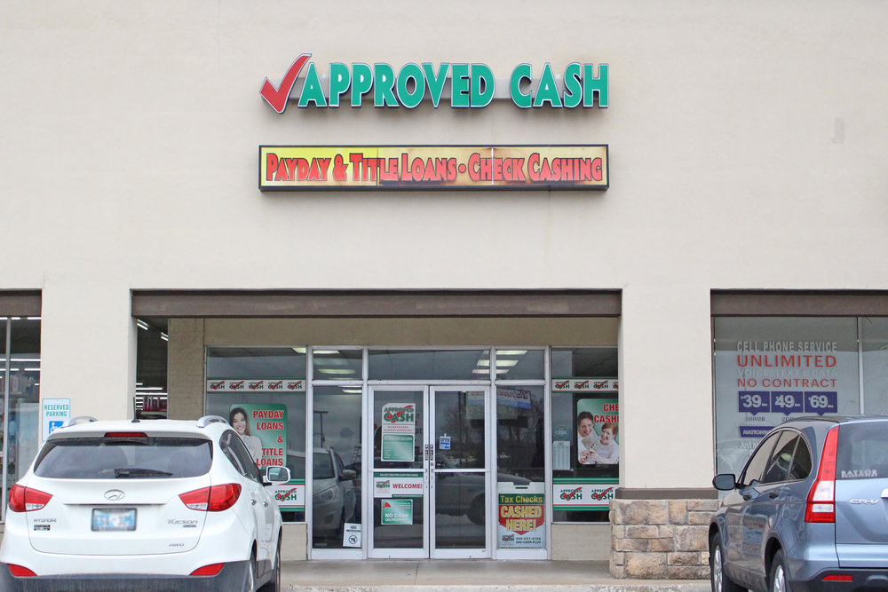 approved cash - the shops at adams road 524 plaza court