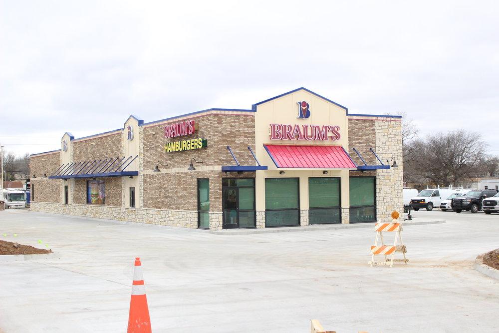 braum's ice cream & Burger restaurant - prattville 3950 south highway 97
