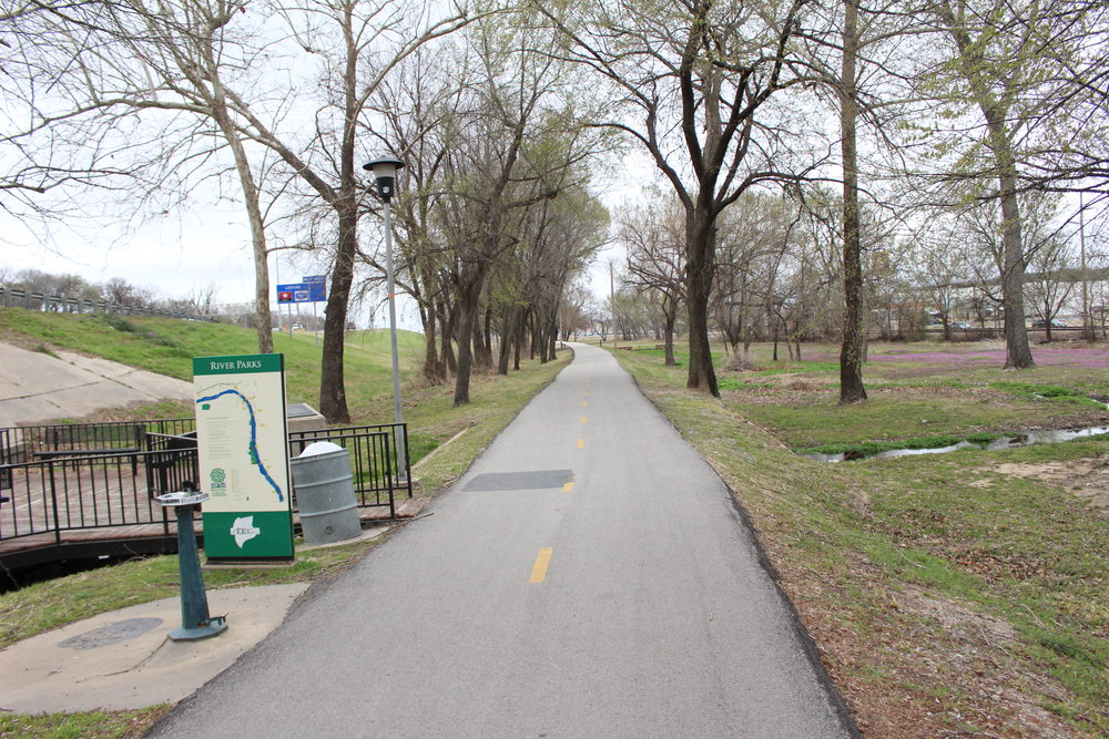 centennial park / Katy trail 651 east charles page boulevard