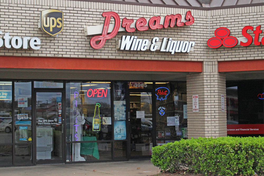 dreams wine & Liquor - springs village 3965 South highway 97
