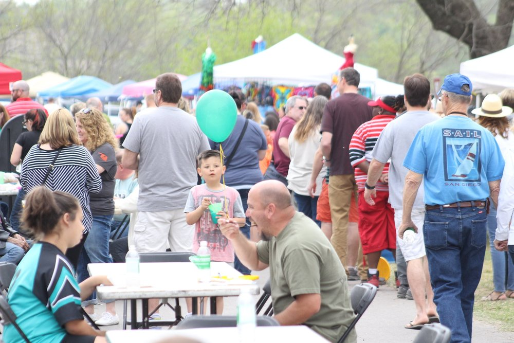 Chillin' & Grillin' will return to Case Community Park in 2018. The festival was moved to Pogue Airport in 2017 due to park renovation.