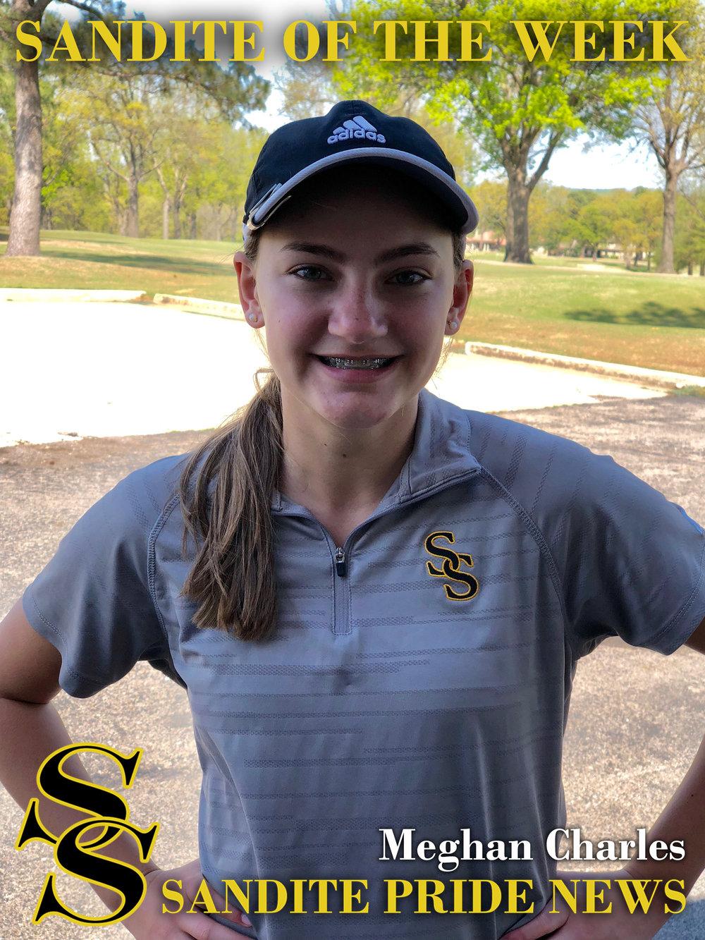 Girls Golf Sandite Pride News