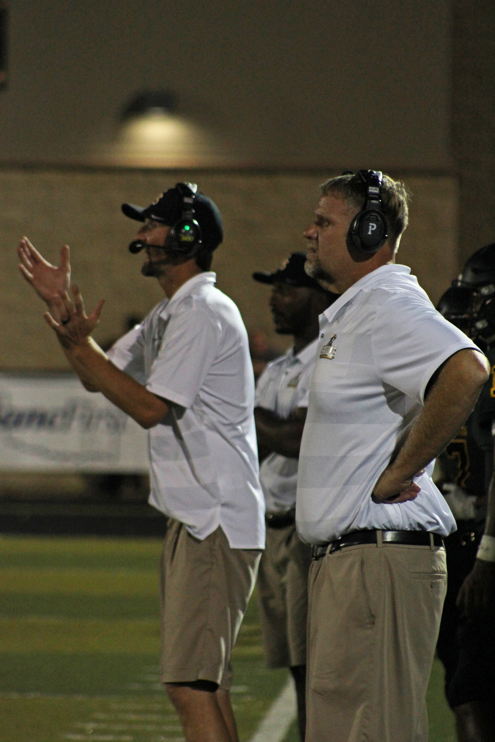 Cphs Football Bixby Wins First Ever Shutout In Sand Springs 35 0