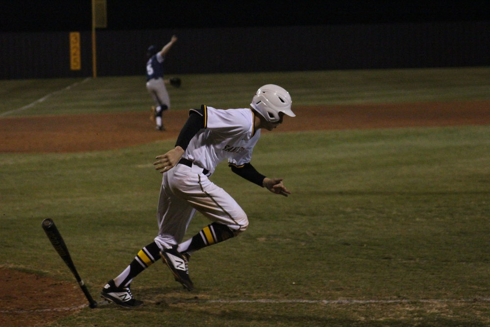 229c6518 CPHS Baseball: Sandites come from behind for 3-2 win over Bartlesville