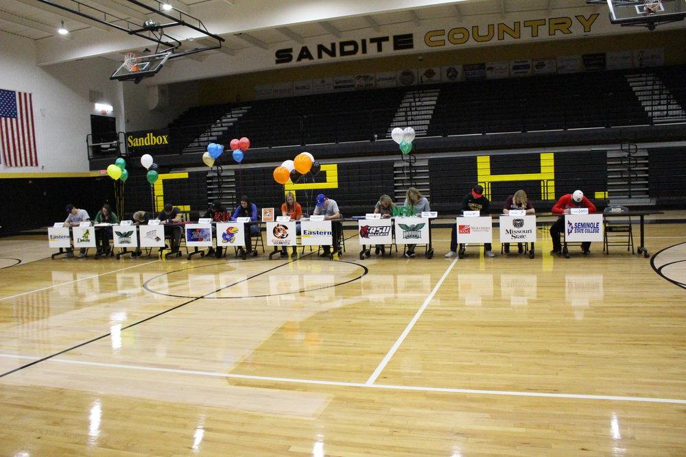 Sandite Football — Sandite Pride News
