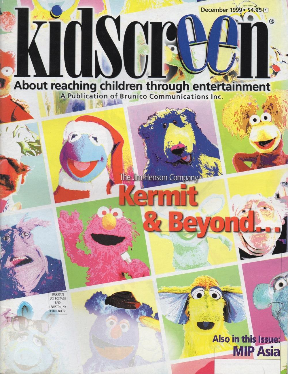 Kidscreen magazine