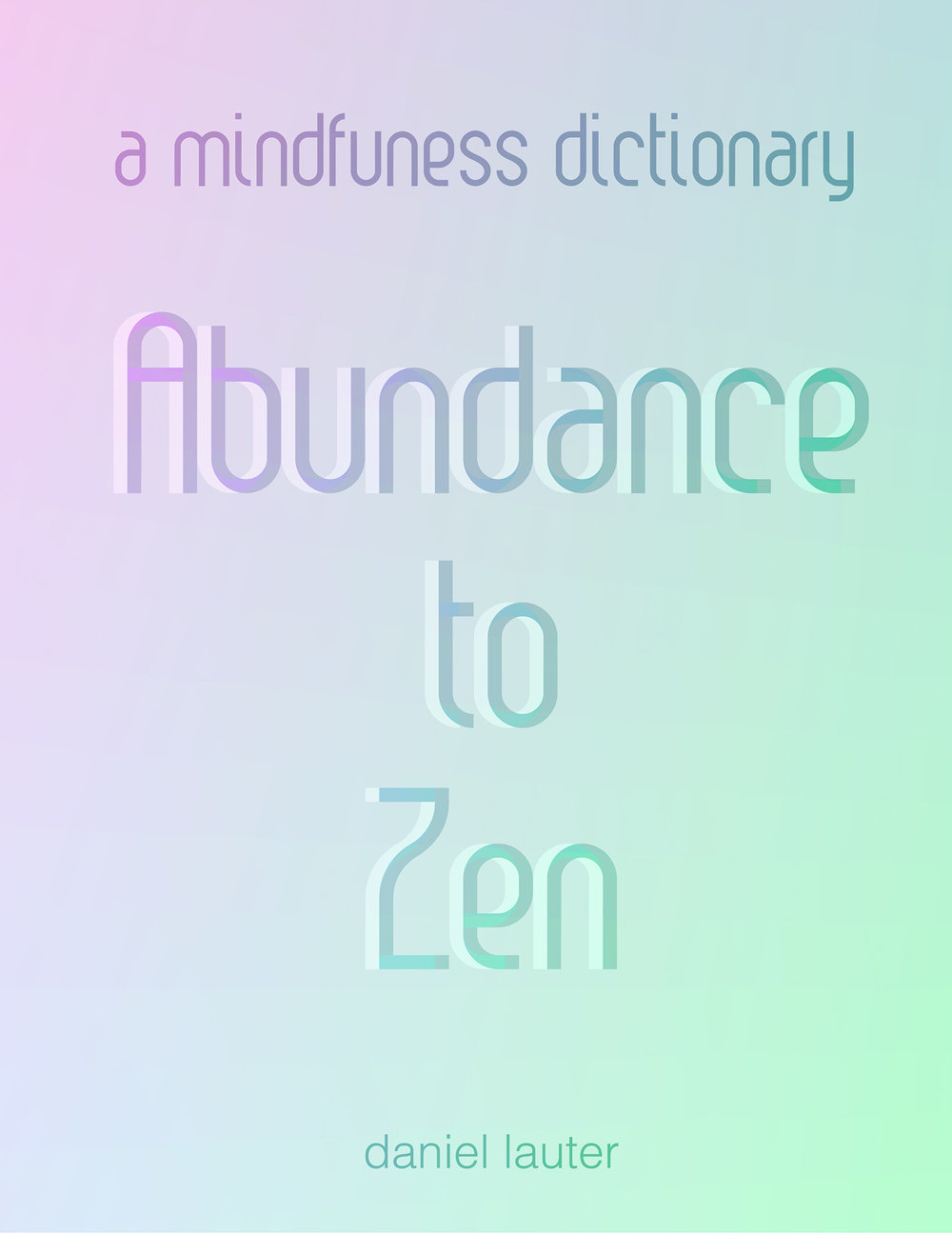 Copy of A Mindfulness Dictionary